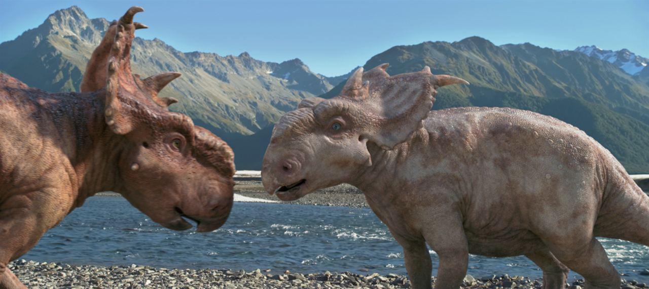 Sur la terre des dinosaures, le film 3D : Photo