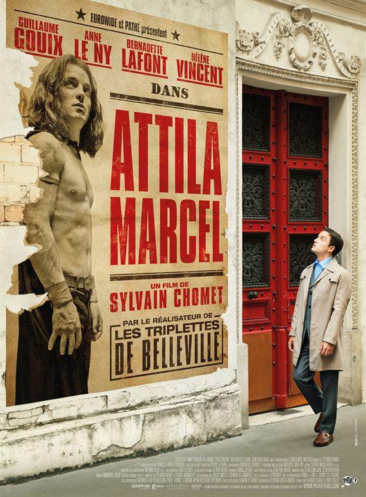 Attila Marcel : Affiche
