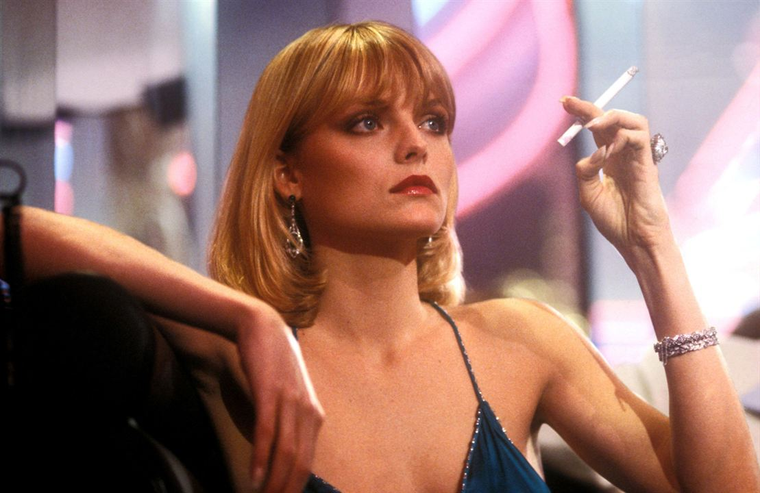 Scarface : Photo Michelle Pfeiffer