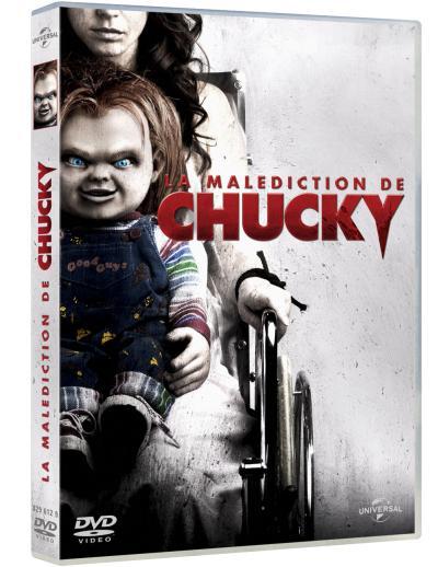La Malédiction de Chucky : Affiche