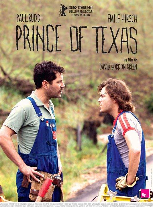 Prince of Texas : Affiche