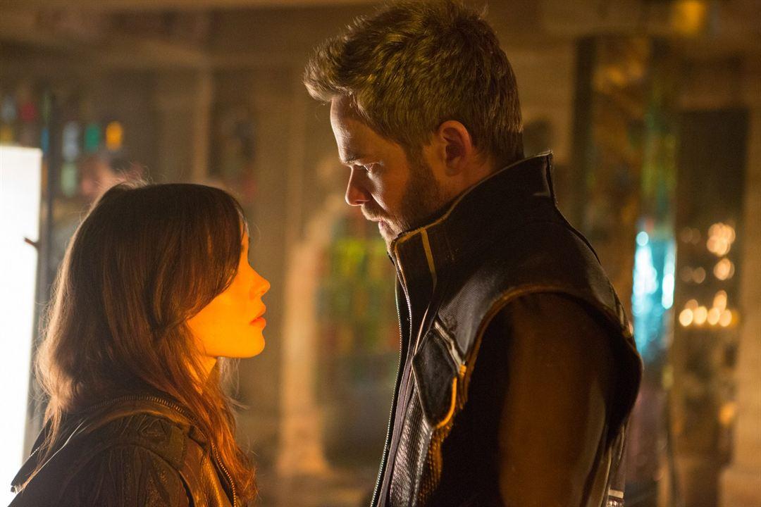 X-Men: Days of Future Past : Photo Ellen Page, Shawn Ashmore