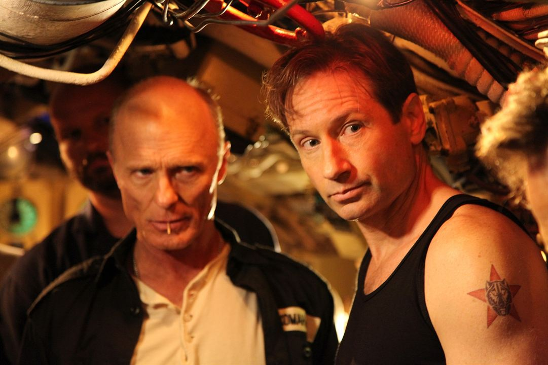Phantom : Photo David Duchovny, Ed Harris