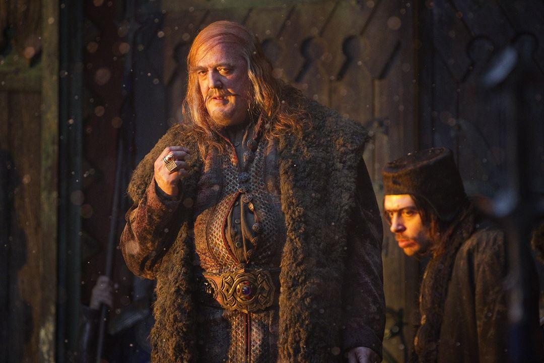 Le Hobbit : la Désolation de Smaug : Photo Stephen Fry