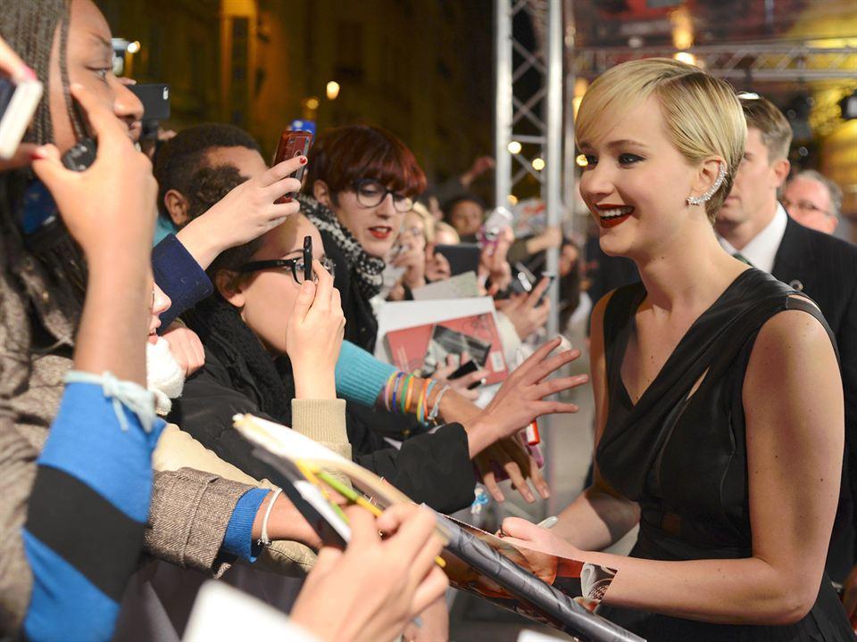 Hunger Games - L'embrasement : Photo promotionnelle Jennifer Lawrence