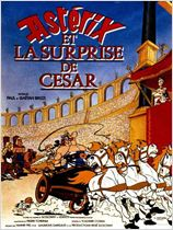 film  Asterix et la surprise de Cesar  en streaming