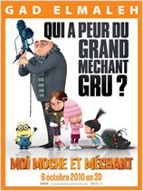 film  Moi, moche et mechant  en streaming