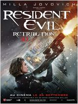 film  Resident Evil: Retribution  en streaming