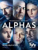 Alphas saison 1