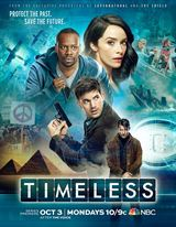 Timeless Saison 1 Streaming