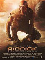 Riddick 2013 poster