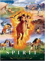 Spirit l'étalon Des Plaines  affiche