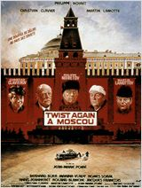 Regarder film Twist again à Moscou