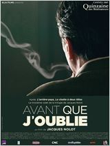 Film Avant que j'oublie streaming