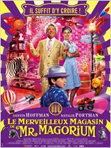 Le Merveilleux magasin de Mr Magorium en streaming