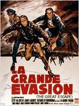 Regarder film La Grande évasion streaming