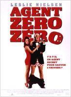 Agent zero zero affiche