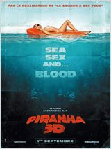 Regarder film Piranha 3D streaming
