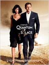 James Bond 22 - Quantum Of Solace affiche