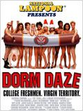 National Lampoon Presente Dorm Daze affiche