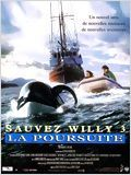 Sauvez Willy 3 - La poursuite affiche