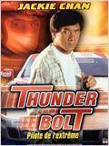 Thunderbolt pilote de l'extrême