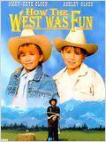 Deux jumelles à l'Ouest poster