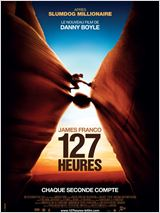 affiche film 127 heures