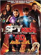 Spy Kids 4: All the Time in the World vf