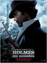 Sherlock Holmes 2 : Jeu d&#39;ombres