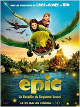 Regarder film Epic : la bataille du royaume secret streaming