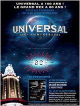 Stream 100 ans Universal - Pass 1 jour (Samedi)