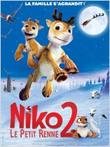 film Niko le petit Renne 2 en streaming