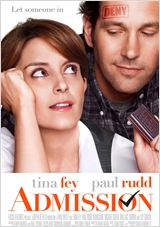 Regarder Admission en streaming