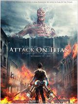 Film  L'Attaque des Titans 2015
