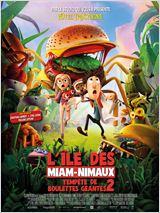 film L\\\'�le des Miam-nimaux : Temp�te de boulettes g�antes 2 en streaming