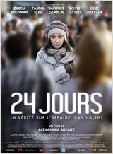 24 jours, la v�rit� sur l'affaire Ilan Halimi en streaming