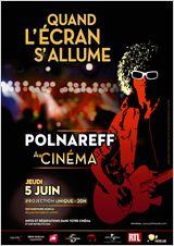 Stream Polnareff au cinéma : quand l'écran s'allume (Pathé Live)