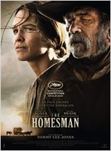 The Homesman 2014 poster