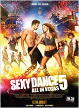 Sexy Dance 5 - All In Vegas affiche