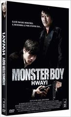 Monster Boy : Hwayi  cover