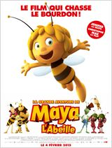 Regarder film La Grande aventure de Maya l'abeille streaming