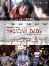 Macadam Baby affiche