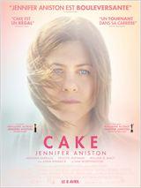 Cake 2014 poster