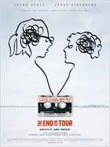 The End of the Tour affiche