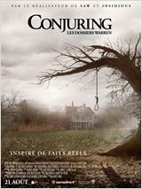 Photo Film Conjuring : Les dossiers Warren