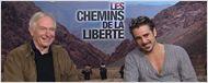 """Les Chemins de la liberté"" : rencontre avec Peter Weir, Colin Farrell, Ed Harris..."