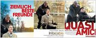&quot;Intouchables&quot; : 15 millions d&#8217;entr&#233;es &#224; l&#8217;international !