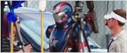 Iron Man 3 : l'armure d'Iron Patriot ! [PHOTOS]
