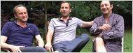 """Dans les coulisses du """"Grand Méchant Loup"""" avec Benoit Poelvoorde, Kad Merad et Fred Testot ! [VIDEO]"""
